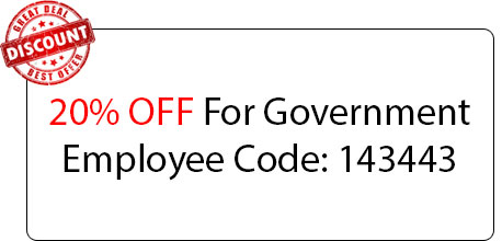 Government Employee Coupon - Locksmith at Niles, IL - Niles Illinois Locksmith