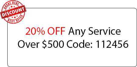 Over 500 Dollar Coupon - Locksmith at Niles, IL - Niles Illinois Locksmith